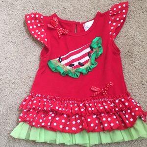 Watermelon shirt